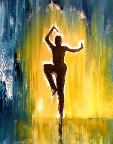 Le danseur de lumière